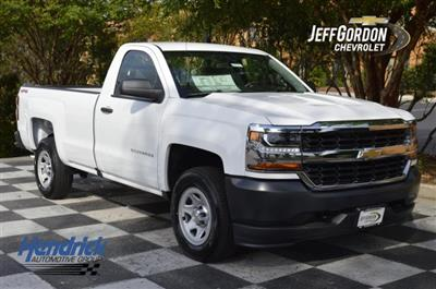 2018 Silverado 1500 Regular Cab 4x4,  Pickup #DT2539 - photo 1