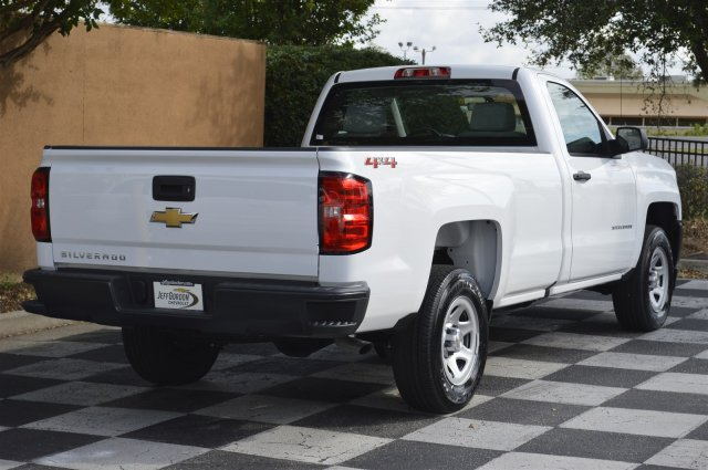 2018 Silverado 1500 Regular Cab 4x4,  Pickup #DT2540 - photo 2