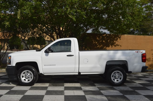 2018 Silverado 1500 Regular Cab 4x4,  Pickup #DT2540 - photo 7