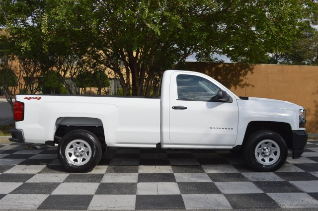 2018 Silverado 1500 Regular Cab 4x4,  Pickup #DT2540 - photo 8