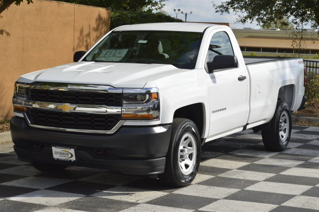 2018 Silverado 1500 Regular Cab 4x4,  Pickup #DT2542 - photo 3