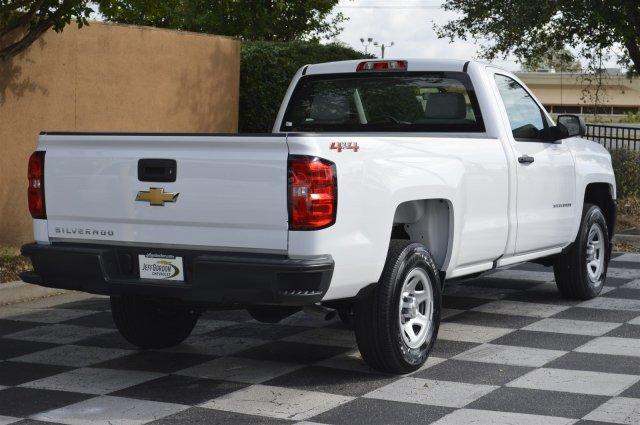 2018 Silverado 1500 Regular Cab 4x4,  Pickup #DT2542 - photo 1