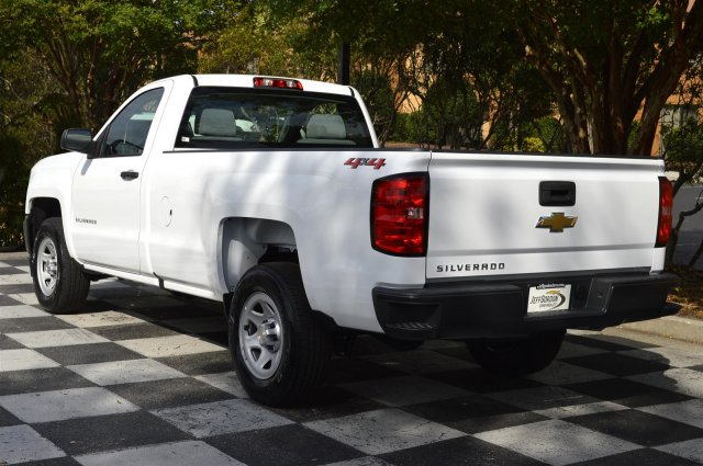 2018 Silverado 1500 Regular Cab 4x4,  Pickup #DT2542 - photo 5