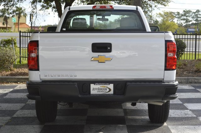2018 Silverado 1500 Regular Cab 4x4,  Pickup #DT2542 - photo 6