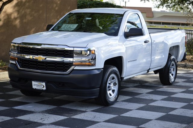 2018 Silverado 1500 Regular Cab 4x4,  Pickup #DT2543 - photo 3