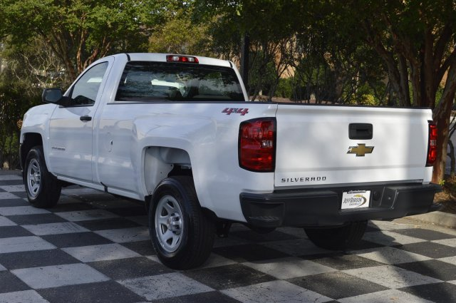 2018 Silverado 1500 Regular Cab 4x4,  Pickup #DT2543 - photo 6