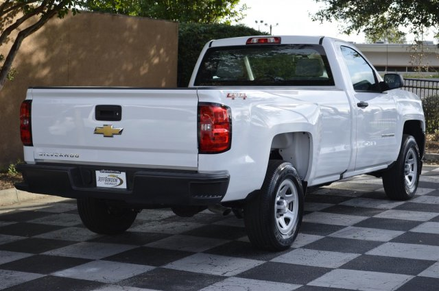 2018 Silverado 1500 Regular Cab 4x4,  Pickup #DT2543 - photo 2
