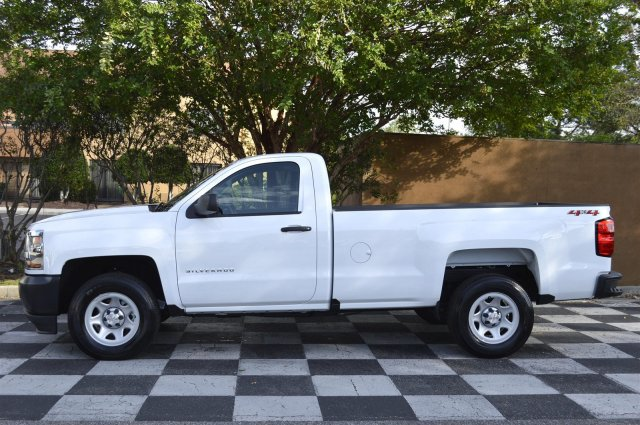 2018 Silverado 1500 Regular Cab 4x4,  Pickup #DT2543 - photo 7