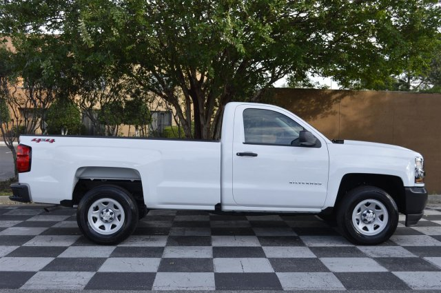 2018 Silverado 1500 Regular Cab 4x4,  Pickup #DT2543 - photo 8