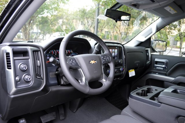 2018 Silverado 1500 Crew Cab 4x4,  Pickup #DT2558 - photo 10