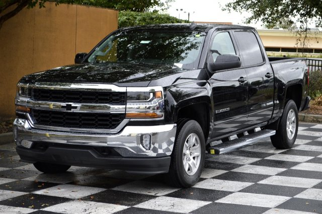 2018 Silverado 1500 Crew Cab 4x4,  Pickup #DT2558 - photo 4