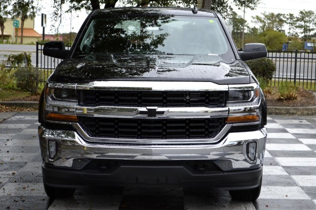 2018 Silverado 1500 Crew Cab 4x4,  Pickup #DT2558 - photo 5