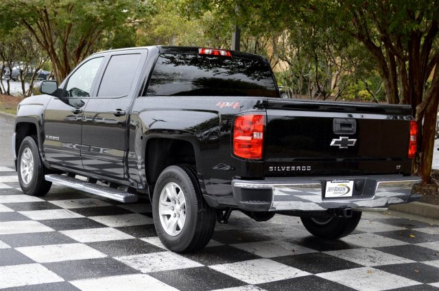 2018 Silverado 1500 Crew Cab 4x4,  Pickup #DT2558 - photo 3
