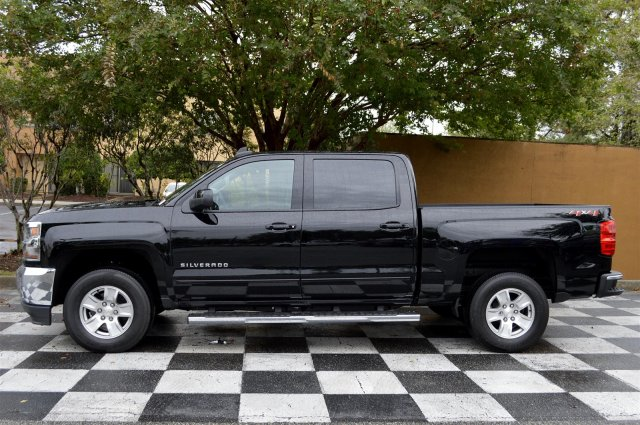 2018 Silverado 1500 Crew Cab 4x4,  Pickup #DT2558 - photo 7