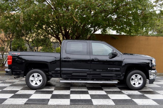 2018 Silverado 1500 Crew Cab 4x4,  Pickup #DT2558 - photo 8