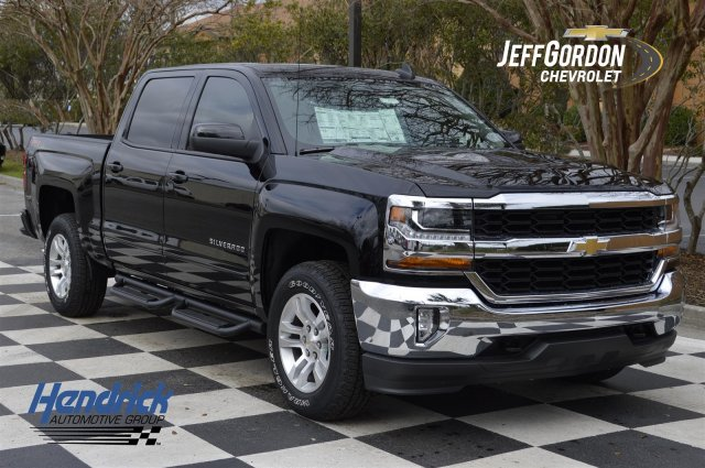 2018 Silverado 1500 Crew Cab 4x4,  Pickup #DT2659 - photo 1