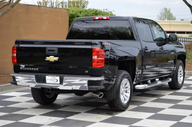 2018 Silverado 1500 Crew Cab 4x4,  Pickup #DT2667 - photo 1