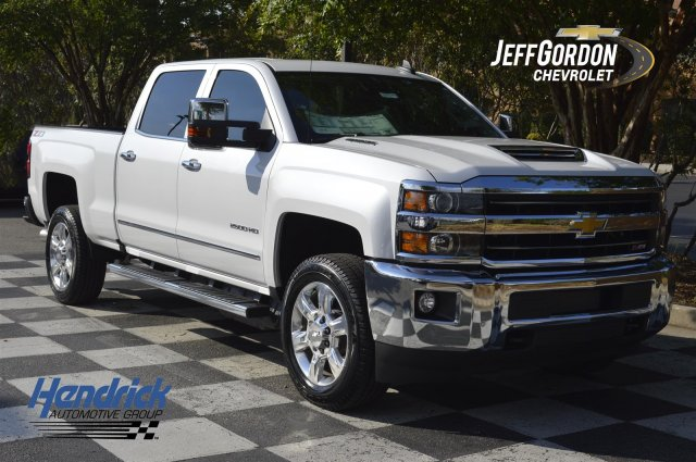 2019 Silverado 2500 Crew Cab 4x4,  Pickup #DU1296 - photo 1