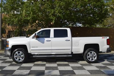 2019 Silverado 2500 Crew Cab 4x4,  Pickup #DU1296 - photo 4