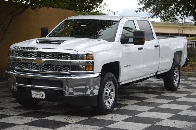 2019 Silverado 2500 Crew Cab 4x4,  Pickup #DU1393 - photo 3