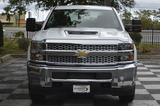 2019 Silverado 2500 Crew Cab 4x4,  Pickup #DU1393 - photo 4