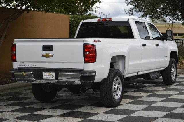 2019 Silverado 2500 Crew Cab 4x4,  Pickup #DU1393 - photo 2