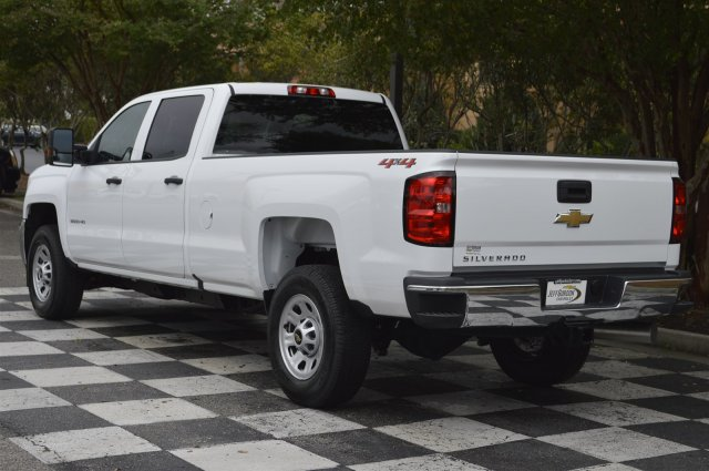 2019 Silverado 2500 Crew Cab 4x4,  Pickup #DU1393 - photo 5