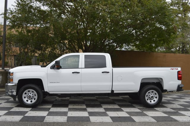 2019 Silverado 2500 Crew Cab 4x4,  Pickup #DU1393 - photo 7