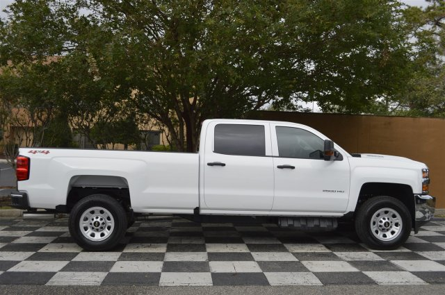 2019 Silverado 2500 Crew Cab 4x4,  Pickup #DU1393 - photo 8