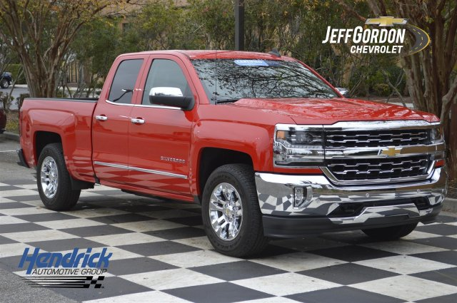 2017 Silverado 1500 Double Cab 4x2,  Pickup #DU1597A - photo 1