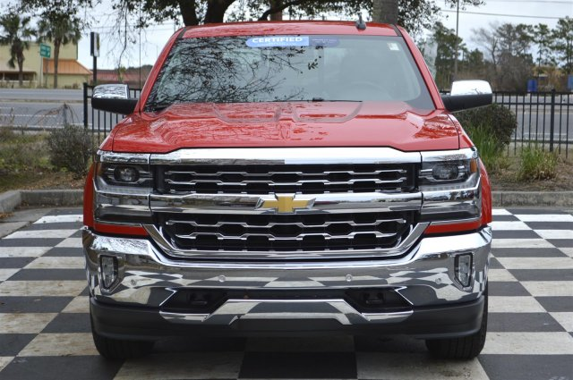 2017 Silverado 1500 Double Cab 4x2,  Pickup #DU1597A - photo 5