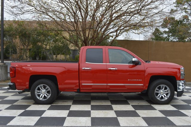2017 Silverado 1500 Double Cab 4x2,  Pickup #DU1597A - photo 8