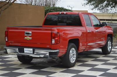 2017 Silverado 1500 Double Cab 4x2,  Pickup #DU1597A - photo 2