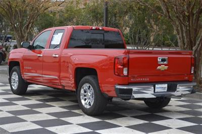 2017 Silverado 1500 Double Cab 4x2,  Pickup #DU1597A - photo 4