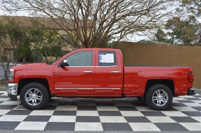 2017 Silverado 1500 Double Cab 4x2,  Pickup #DU1597A - photo 7