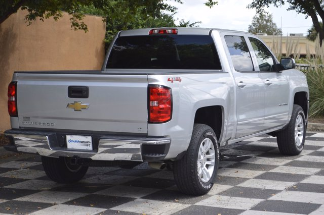 2018 Chevrolet Silverado 1500 Crew Cab 4x4, Pickup #L10202A - photo 1
