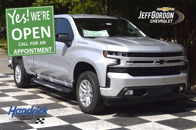 2020 Chevrolet Silverado 1500 Double Cab 4x4, Pickup #L10229 - photo 1