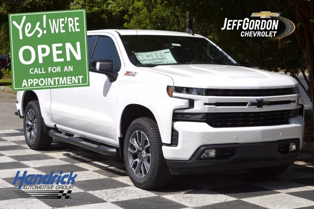 2020 Chevrolet Silverado 1500 Crew Cab 4x4, Pickup #L10232 - photo 1