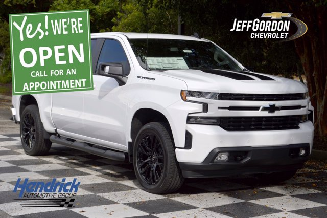2020 Chevrolet Silverado 1500 Crew Cab 4x4, Pickup #L10247 - photo 1