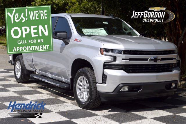 2020 Chevrolet Silverado 1500 Double Cab 4x4, Pickup #L10262 - photo 1