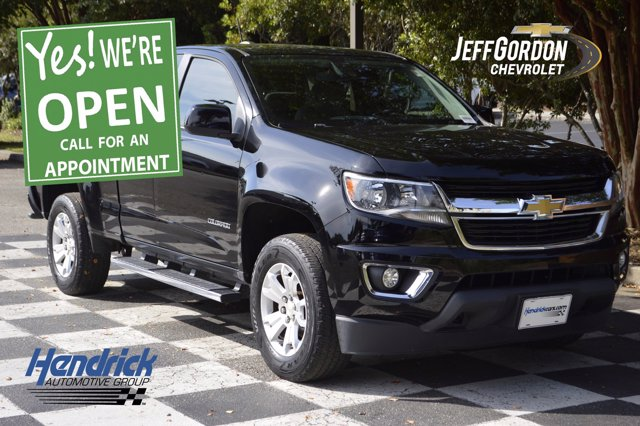 2015 Chevrolet Colorado Extended Cab 4x4, Pickup #L10307G - photo 1