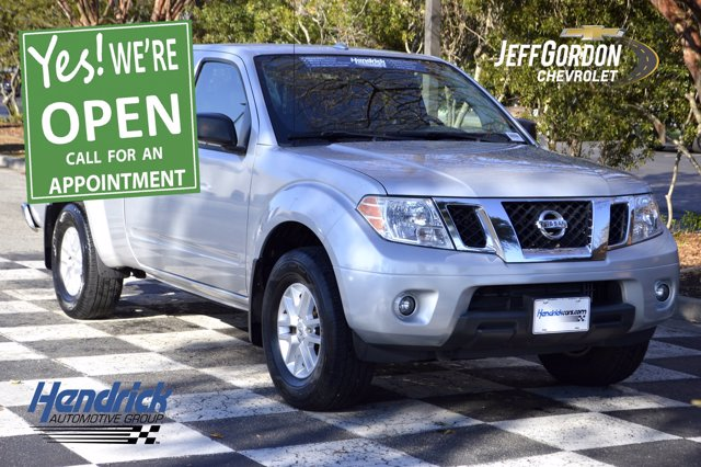 2018 Nissan Frontier King Cab 4x4, Pickup #M10343A - photo 1