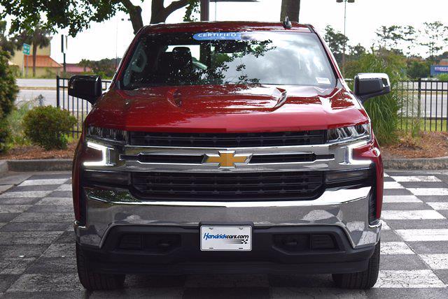 2021 Chevrolet Silverado 1500 Crew Cab 4x4, Pickup #DM10803B - photo 5