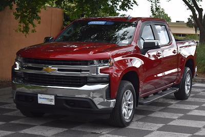 2021 Chevrolet Silverado 1500 Crew Cab 4x4, Pickup #DM10803B - photo 4