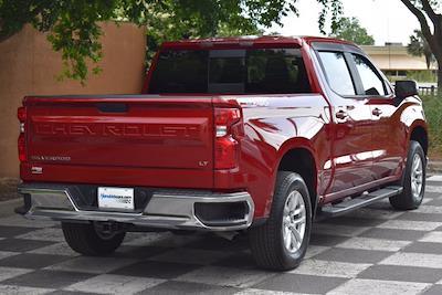2021 Chevrolet Silverado 1500 Crew Cab 4x4, Pickup #DM10803B - photo 2
