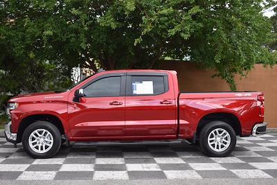 2021 Chevrolet Silverado 1500 Crew Cab 4x4, Pickup #DM10803B - photo 8