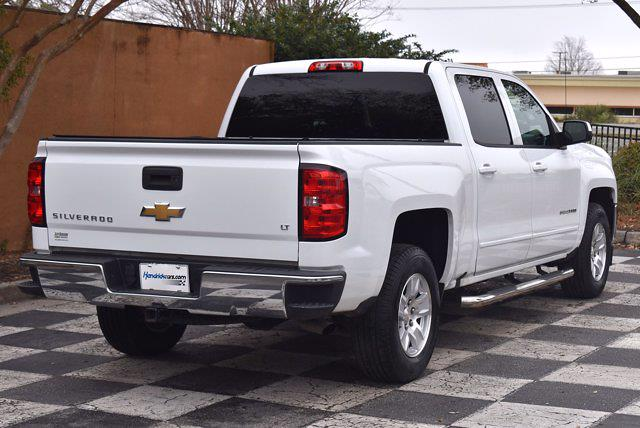 2018 Chevrolet Silverado 1500 Crew Cab 4x2, Pickup #M10687A - photo 1