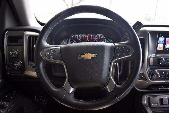2018 Chevrolet Silverado 1500 Crew Cab 4x4, Pickup #M10888A - photo 15