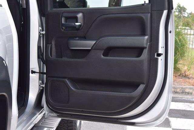 2018 Chevrolet Silverado 1500 Crew Cab 4x4, Pickup #M10888A - photo 34