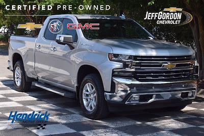 2019 Chevrolet Silverado 1500 Double Cab 4x4, Pickup #M10917A - photo 1